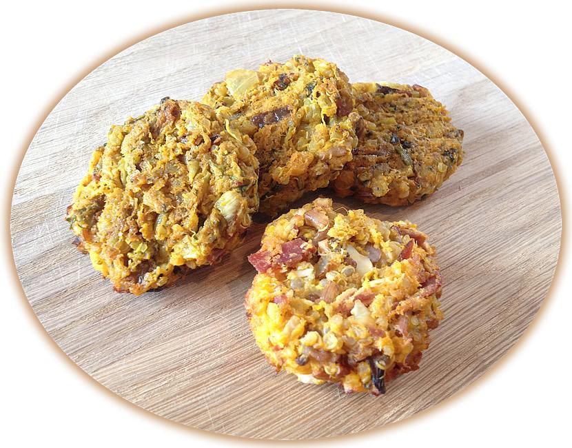 ... patties little quinoa patties recipe dishmaps little quinoa patties