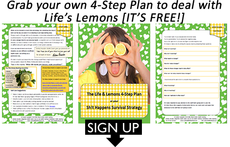 life and lemons workbook signup