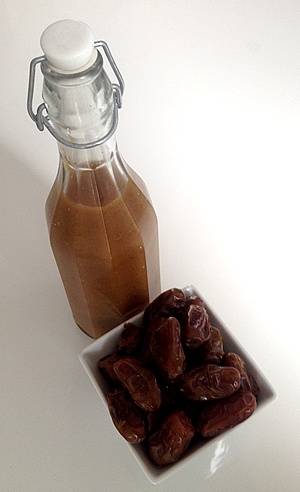 natural date syrup recipe