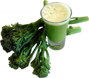broccoli anti-cancer juice