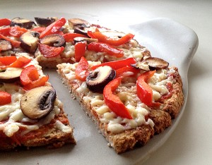 grain-free pizza recipe